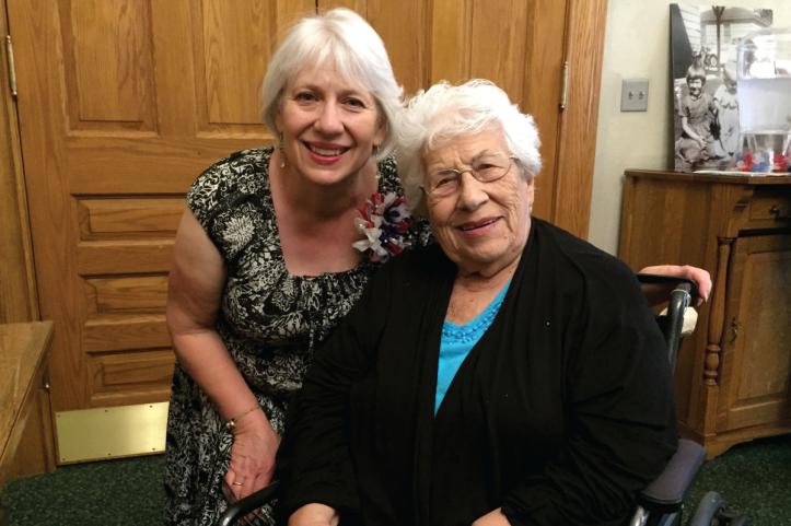 JoanMilner&Grandma